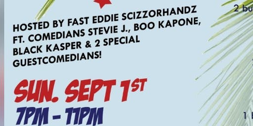 Labor Day Weekend Comedy Frenzy!!!!