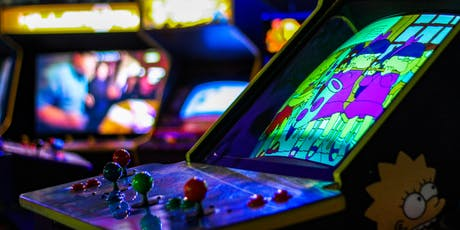 Yoga Arcade Party at Up-Down MKE! tickets
