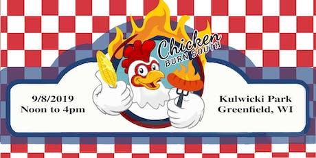 Chicken Burn South tickets