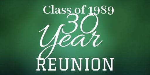 OLCHS Class of 89 - 30 Year High School Reunion