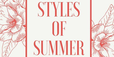 Styles of Summer featuring Sisilia Styles tickets