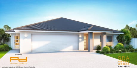 First Ever NDIS/ SDA Smart Homes Investor Tutorial - 14-18% NET yields available.  tickets