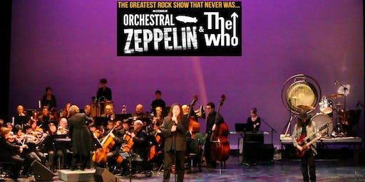 ORCHESTRAL LED ZEPPELIN & THE WHO