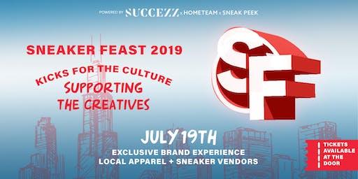 Sneaker Feast 2K19