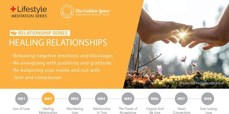Healing Relationships tickets