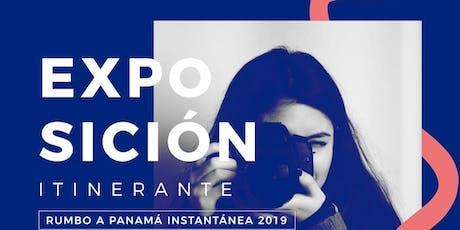 PIPCultural: expo itinerante boletos