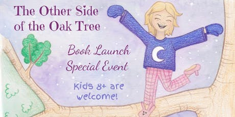 The Other Side of the Oak Tree ~ Book Launch Special Event tickets