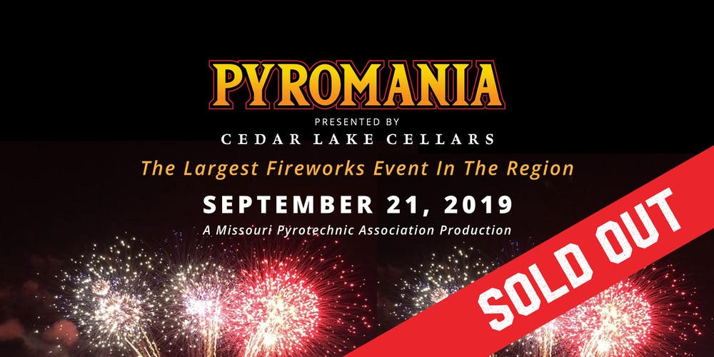 Pyromania Tickets, Sat, Sep 21, 2019 at 4:00 PM | Eventbrite on