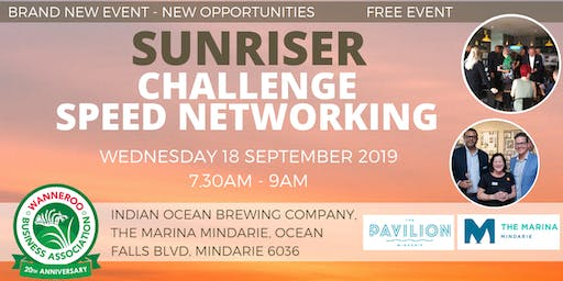 Free Networking Business Sunriser