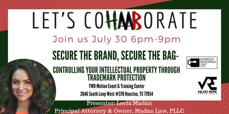 Let's CoHAABorate Networking July Mixer tickets