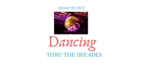 Dancing Through The Decades tickets
