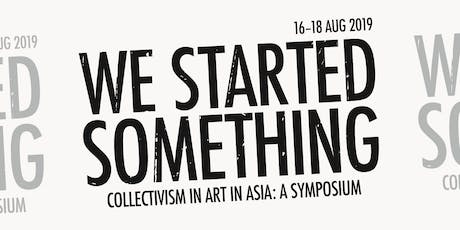 [Keynote Lecture] Invisible Chains: Woodcut Movements in Asia by Kuroda Raiji tickets