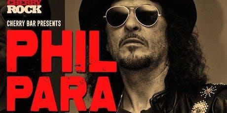 Phil Para Benefit  tickets