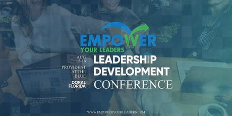 Empower Your Leaders Conference 2019 tickets