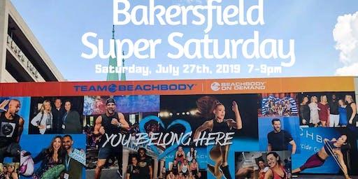 Bakersfield Super Weekend Event