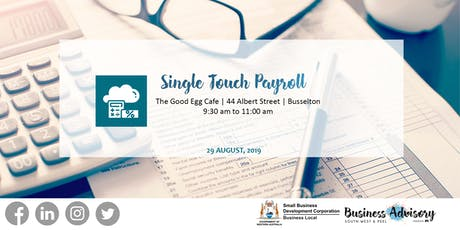 Single Touch Payroll | Busselton tickets