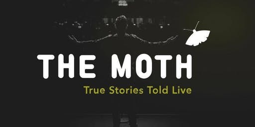 The Moth: True Stories Told Live (Theme: BOLD)