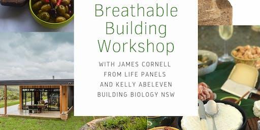 Breathable Building Workshop