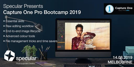 Photography Course - Capture One Pro Bootcamp (Collingwood)