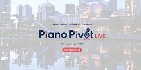 Piano Pivot Live 2020 tickets