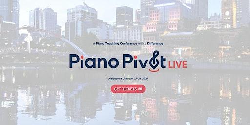 Piano Pivot Live 2020