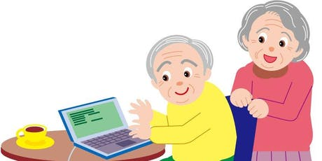 Tech Savvy Seniors: Online Shopping tickets