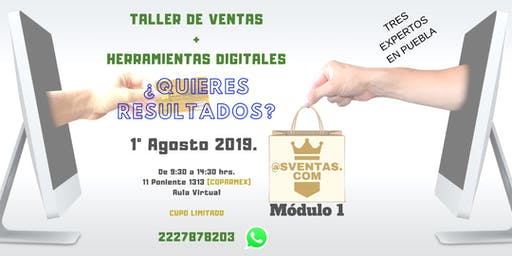 COMO VENDER EN LA ERA DIGITAL Módulo 1
