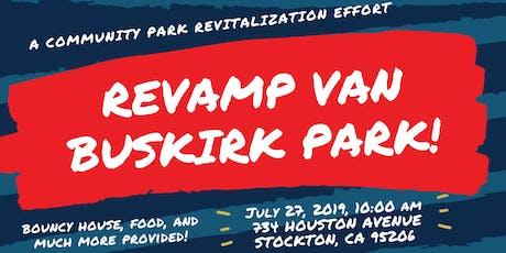 Van Buskirk Park Cleanup tickets