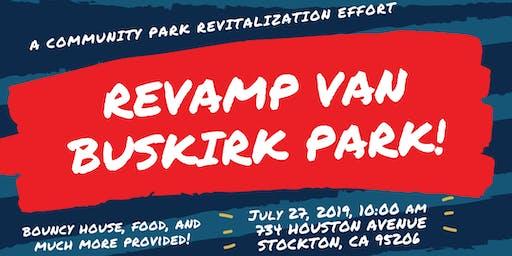Van Buskirk Park Cleanup