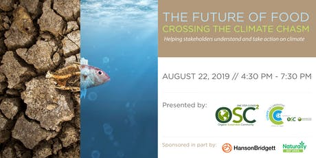 Future of Food: Crossing the Climate Chasm tickets