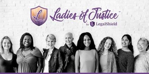 """""""Ladies of Justice"""" Initiative"""