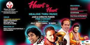 Heart to Heart: Healing thru Music