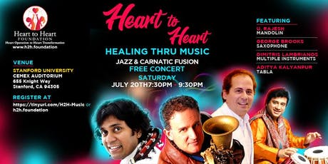 Heart to Heart: Healing thru Music tickets