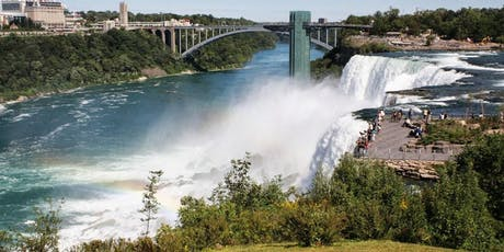 MindTravel SilentHike in Niagara Falls on Goat Island tickets