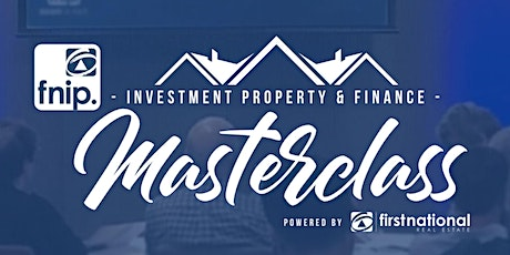 INVESTMENT PROPERTY MASTERCLASS (Epping, NSW, 08/10/2020) tickets
