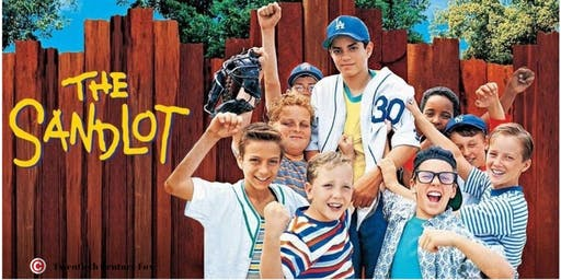 Outdoor Movies - The Sandlot