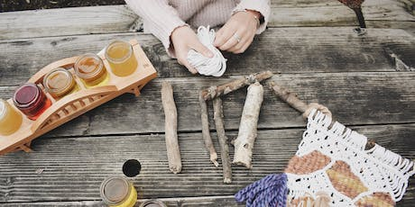 Knots and Brews: The Art of Macrame tickets