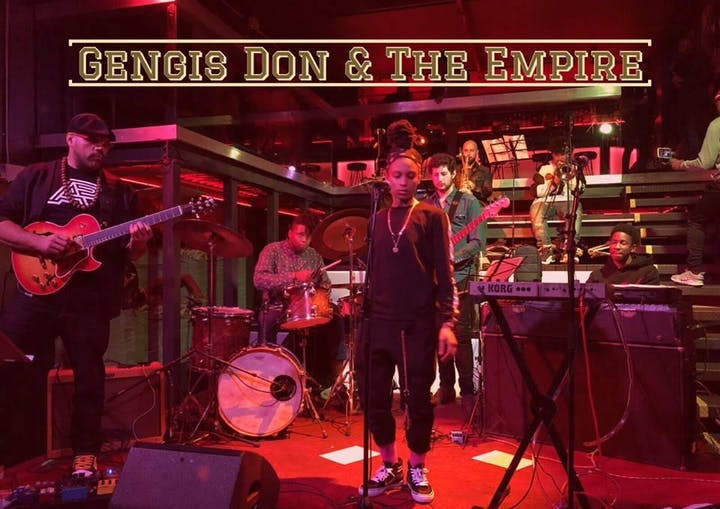 Image result for Gengis Don & the Empire moresound music residency