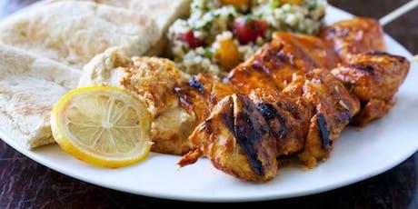 Lebanese Street Food tickets