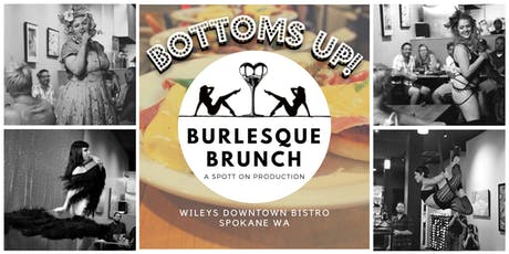Bottoms Up! Burlesque & Brunch tickets