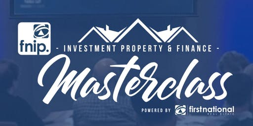 INVESTMENT PROPERTY MASTERCLASS (Adelaide, SA, 30/10/2019)