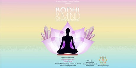 Bodhi & Mind Holistic Festival tickets