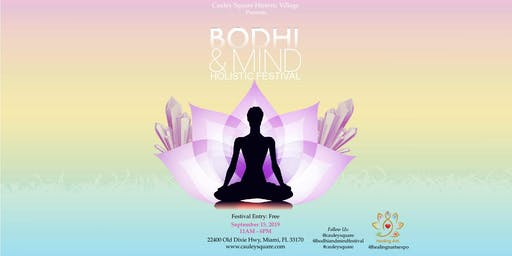 Vendors and Sponsors of Bodhi & Mind Holistic Festival