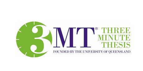 3MT EAIT Faculty Final 2019 tickets