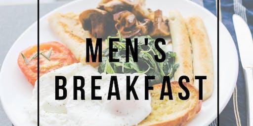SSBC Men's Breakfast