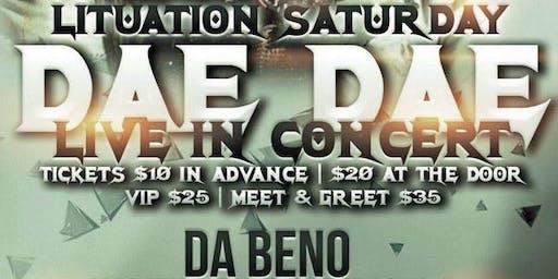 Dae Dae Concert