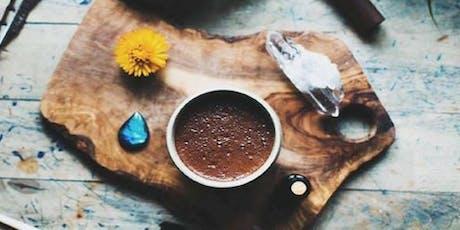 Cérémonie * Rituel du cacao sacré avec Selina Gullery billets