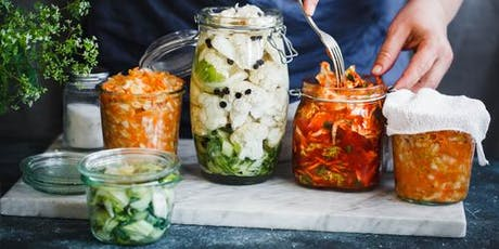 Gut Health and Cultured Foods Workshop tickets