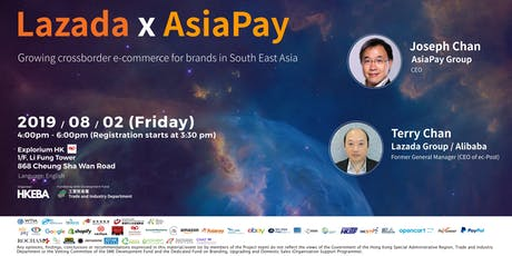 Growing crossborder e-commerce for brands in South East Asia tickets
