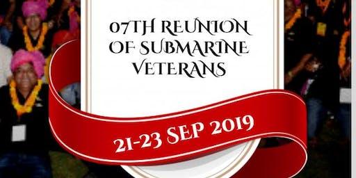 07th Reunion of Submarine Veterans